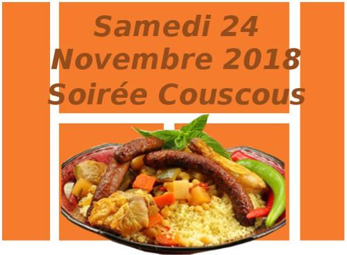 Soirée Couscous ...